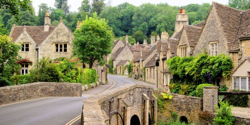 OLd English Village gentrification-blog