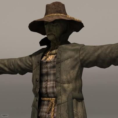 Scarecrow 3 Feb 19
