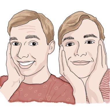Monozgotic Twins (MIT Admissions) 8 Jun 19