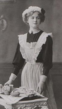 Victorian Waitress (1)
