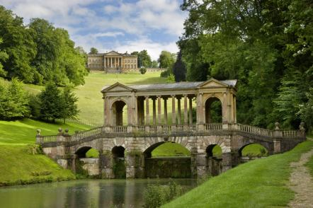 Palladian Mansion - National trust